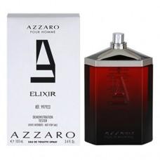 AZZARO Pour Homme Elixir EDT 100ml TESTER