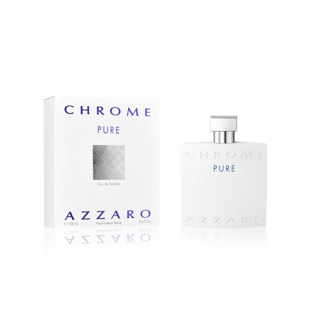 AZZARO Chrome Pure EDT 100ml
