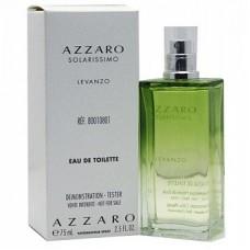 AZZARO Solarissimo Levanzo EDT 75ml TESTER