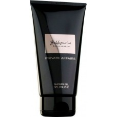 BALDESSARINI Private Affairs shower gel 150ml