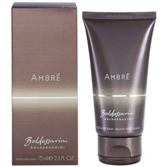 BALDESSARINI Ambre aftershave balm 75ml