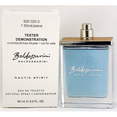BALDESSARINI Nautic Spirit EDT 90ml TESTER