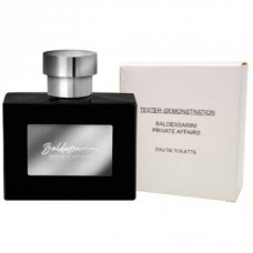 BALDESSARINI Private Affairs EDT 90ml TESTER