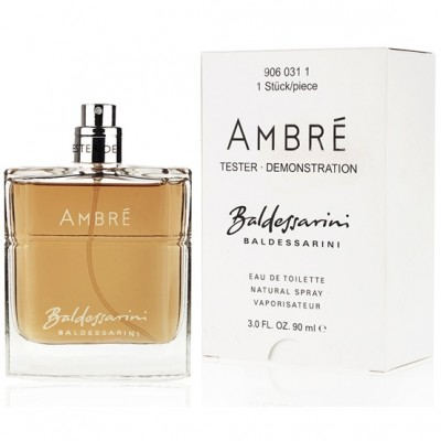 BALDESSARINI Ambre EDT 90ml TESTER
