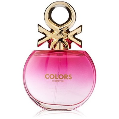 BENETTON Colors de Benetton Pink EDT 80ml TESTER