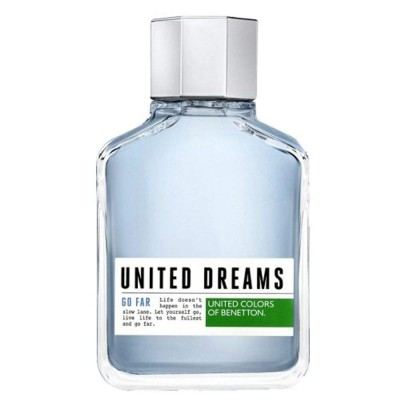 BENETTON United Dreams Go Far EDT 100ml TESTER
