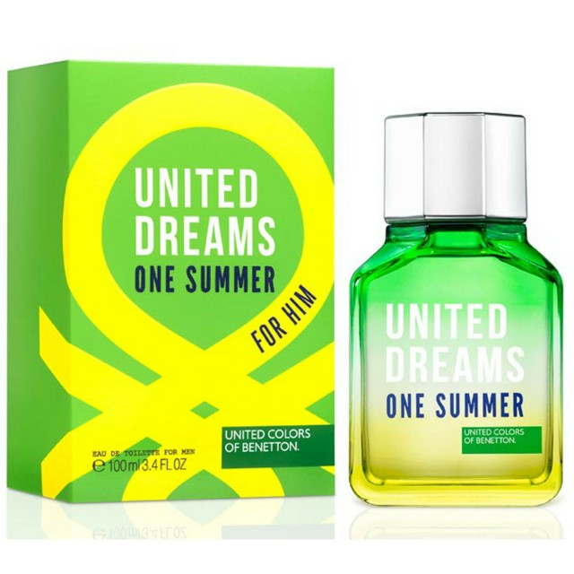 BENETTON United Dreams One Summer EDT 100ml