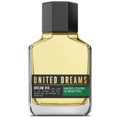 BENETTON United Dreams Dream Big EDT 100ml TESTER