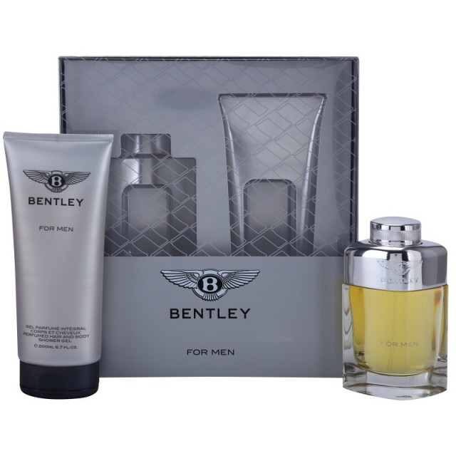 BENTLEY Bentley for Men SET: EDT 100ml + shower gel 200ml