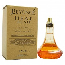 BEYONCE Heat Rush EDT 100ml TESTER