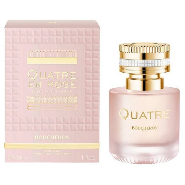 BOUCHERON Quatre En Rose Florale EDP 30ml