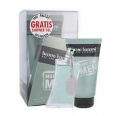 BRUNO BANANI Made for Men SET: EDT 50ml + shower gel 150ml