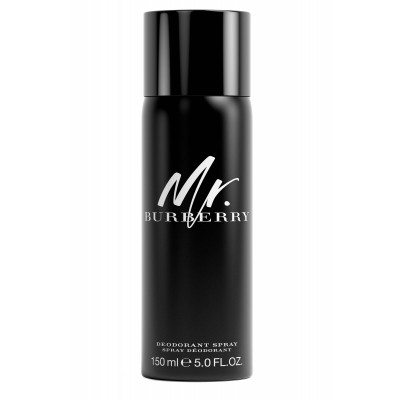 BURBERRY Mr. Burberry deodorant spray 150ml TESTER