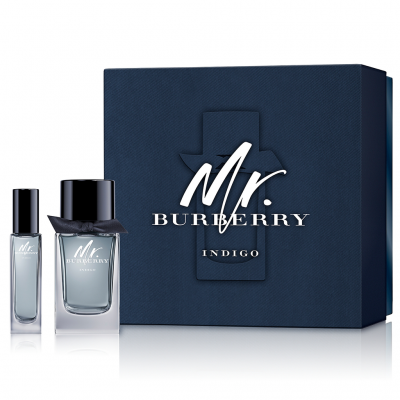 BURBERRY Mr. Burberry Indigo SET: EDT 100ml + EDT 30ml