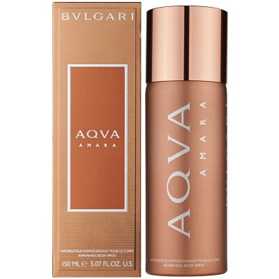 BVLGARI Aqva Amara refreshing body spray 150ml