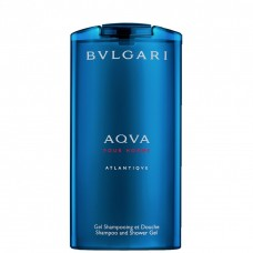 BVLGARI Aqva Atlantiqve shower gel 200ml