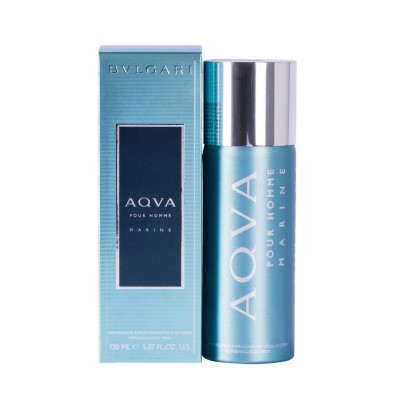 BVLGARI Aqva Marine refreshing body spray 150ml
