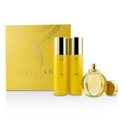 BVLGARI Goldea SET: EDP 50ml + body lotion 200ml + shower gel 200ml
