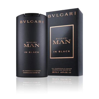 BVLGARI Bvlgari Man In Black shower gel 200ml