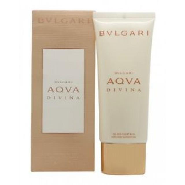 BVLGARI Aqva Divina shower gel 100ml