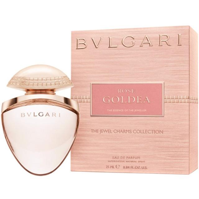 BVLGARI Rose Goldea Jewel Charms EDP 25ml