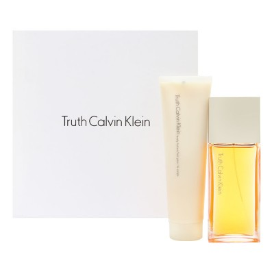CALVIN KLEIN Truth For Women SET: EDP 50ml + body lotion 100ml