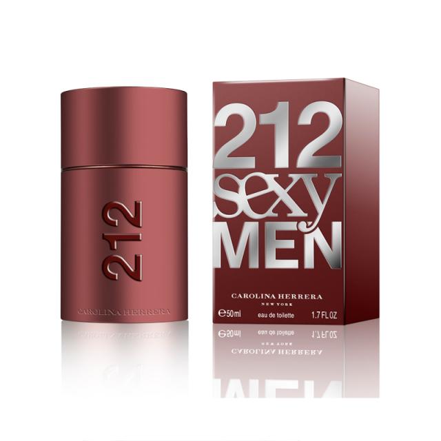 CAROLINA HERRERA 212 Sexy Men EDT 50ml
