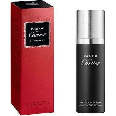 CARTIER Pasha Edition Noire EDT Fraiche 100ml
