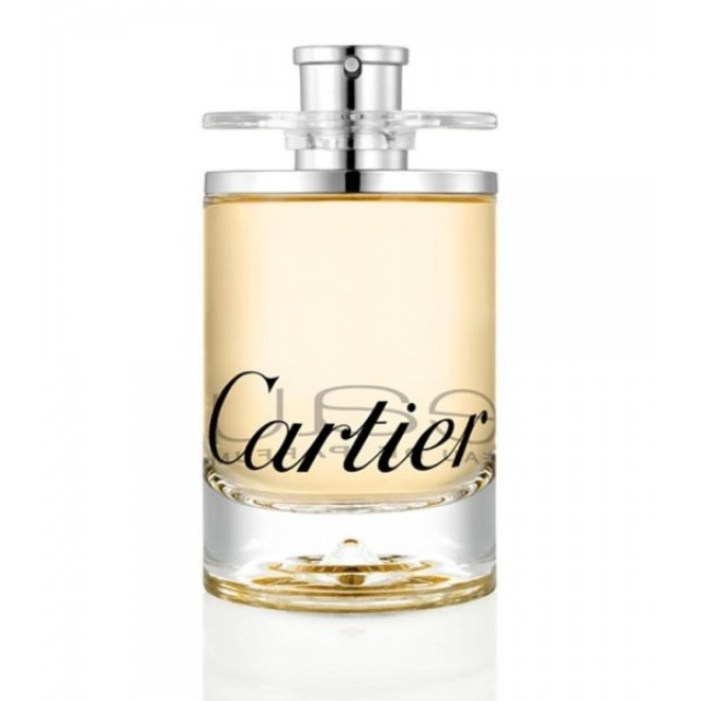 CARTIER Eau de Cartier EDP 100ml TESTER