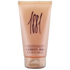 CERRUTI 1881 Pour Femme shower gel 150ml
