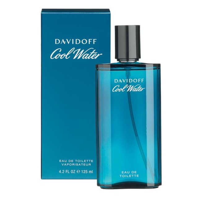 DAVIDOFF Cool Water for Men EDT 125ml