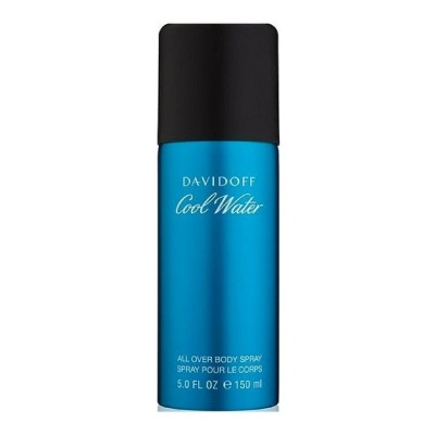 DAVIDOFF Cool Water for Men deodorant spray 150ml