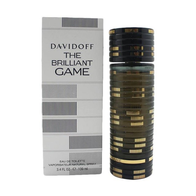 DAVIDOFF The Brilliant Game EDT 100ml TESTER