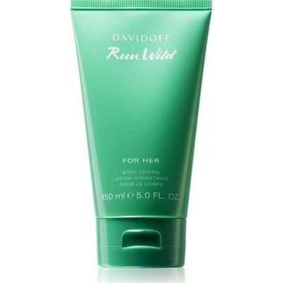 DAVIDOFF Run Wild body lotion 150ml