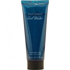 DAVIDOFF Cool Water for Men shower gel 75ml