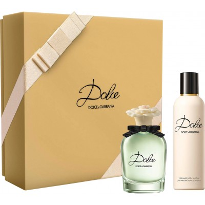 DOLCE & GABBANA Dolce SET: EDP 50ml + body lotion 100ml