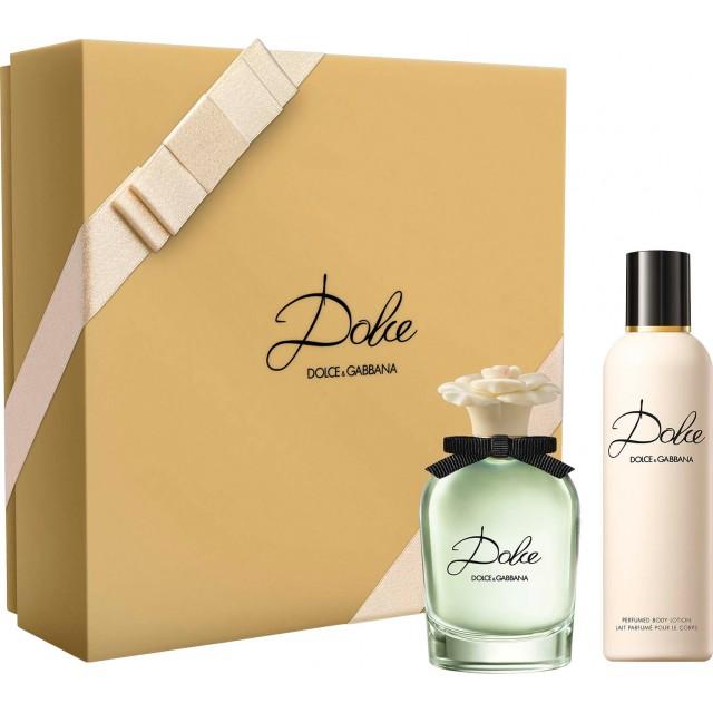 DOLCE & GABBANA Dolce SET: EDP 50ml + body lotion 100ml