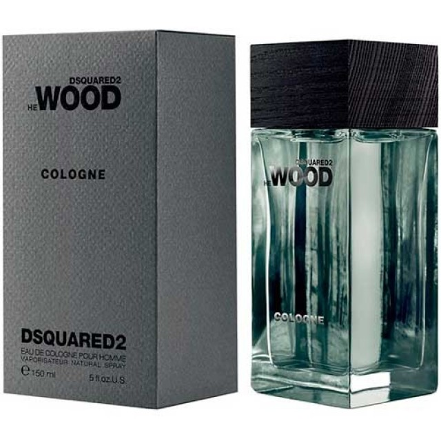 DSQUARED He Wood Cologne EDC 150ml