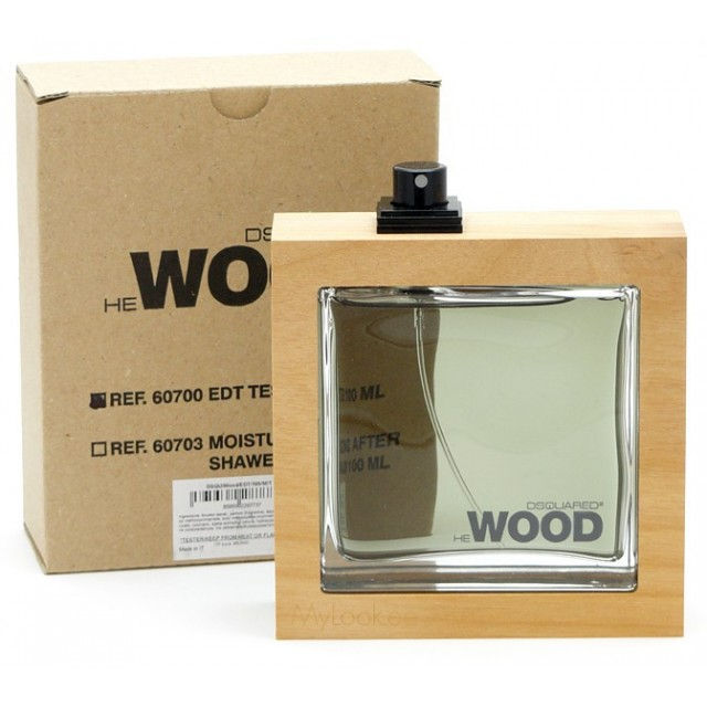 a0a929fa84a DSQUARED2 He Wood EDT 100ml TESTER