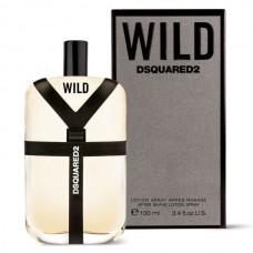 DSQUARED Wild aftershave lotion 100ml