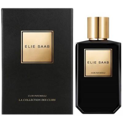 ELIE SAAB Cuir Patchouli Essence De Parfum 100ml