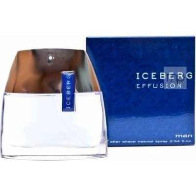 ICEBERG Effusion aftershave lotion 75ml