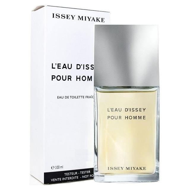 ISSEY MIYAKE L'Eau d'Issey Pour Homme Fraiche EDT 100ml TESTER