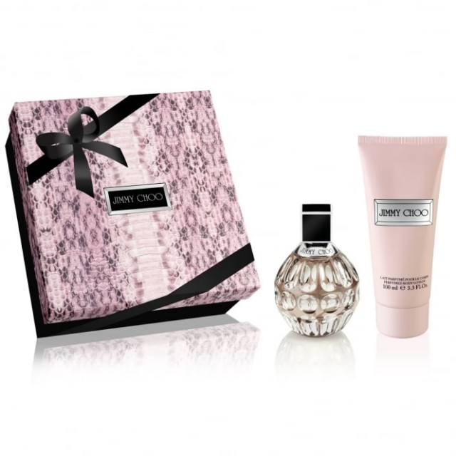 JIMMY CHOO Jimmy Choo For Women SET: EDP 60ml + body lotion 100ml