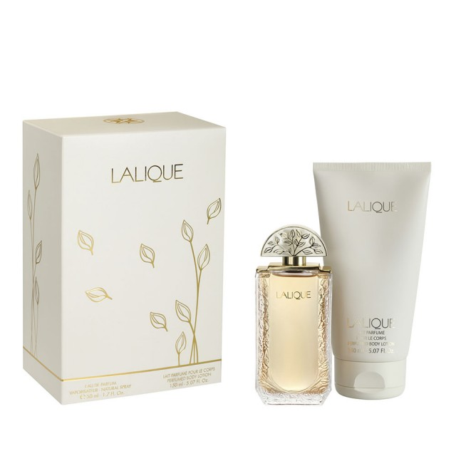 LALIQUE Lalique SET: EDP 50ml + Body Lotion 150ml