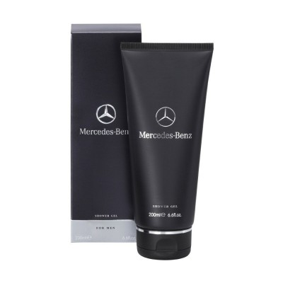 MERCEDES BENZ Mercedes Benz For Men shower gel 200ml