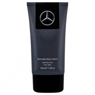 MERCEDES BENZ Select shower gel 150ml