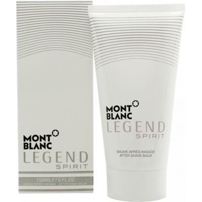 MONT BLANC Legend Spirit aftershave balm 150ml