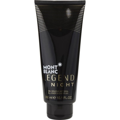 MONT BLANC Legend Night shower gel 300ml