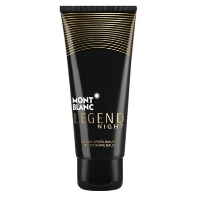 MONT BLANC Legend Night aftershave balm 100ml